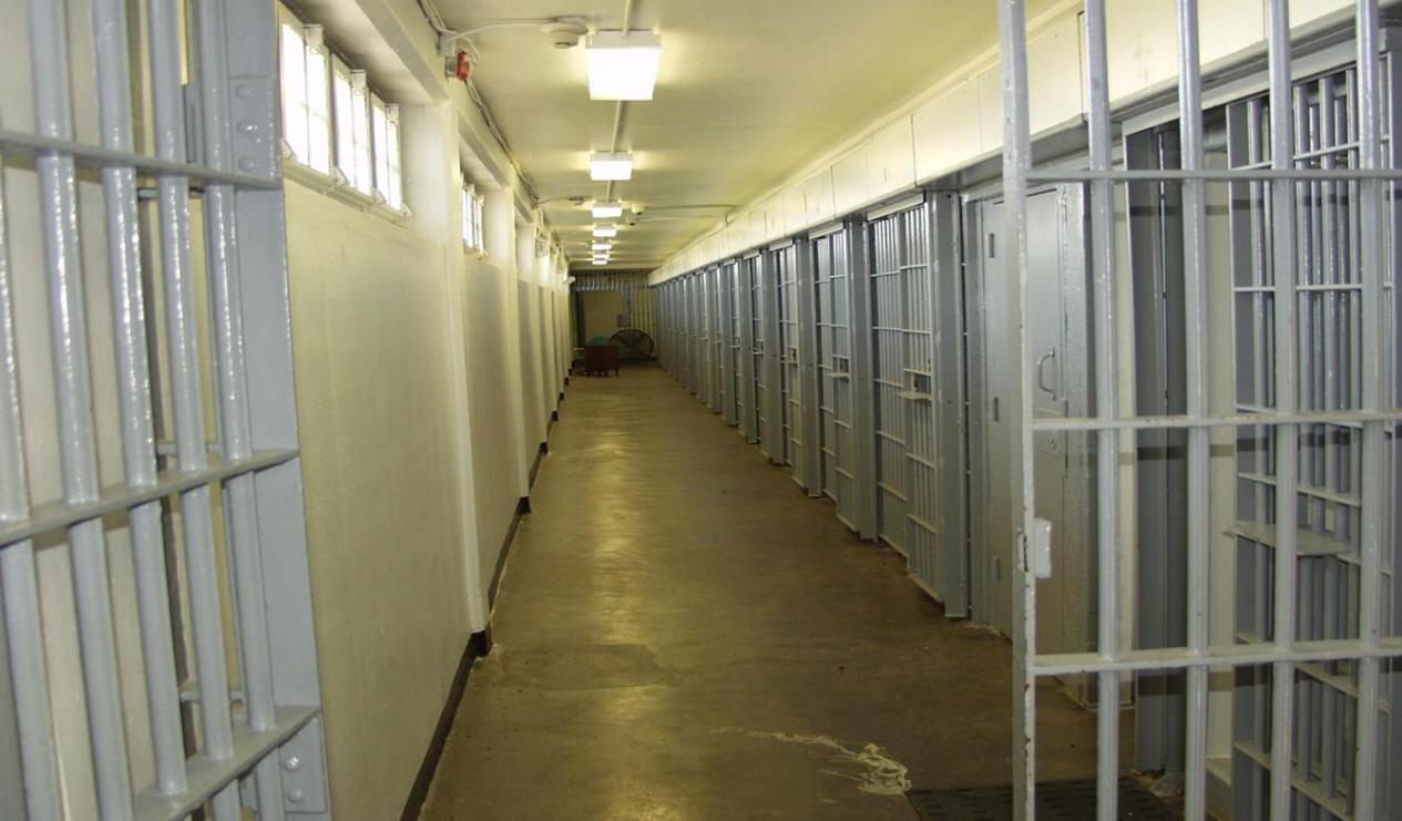 Een oude Death Row afdeling in de staatsgevangenis van Mississippi, waar één van mijn penpals zit