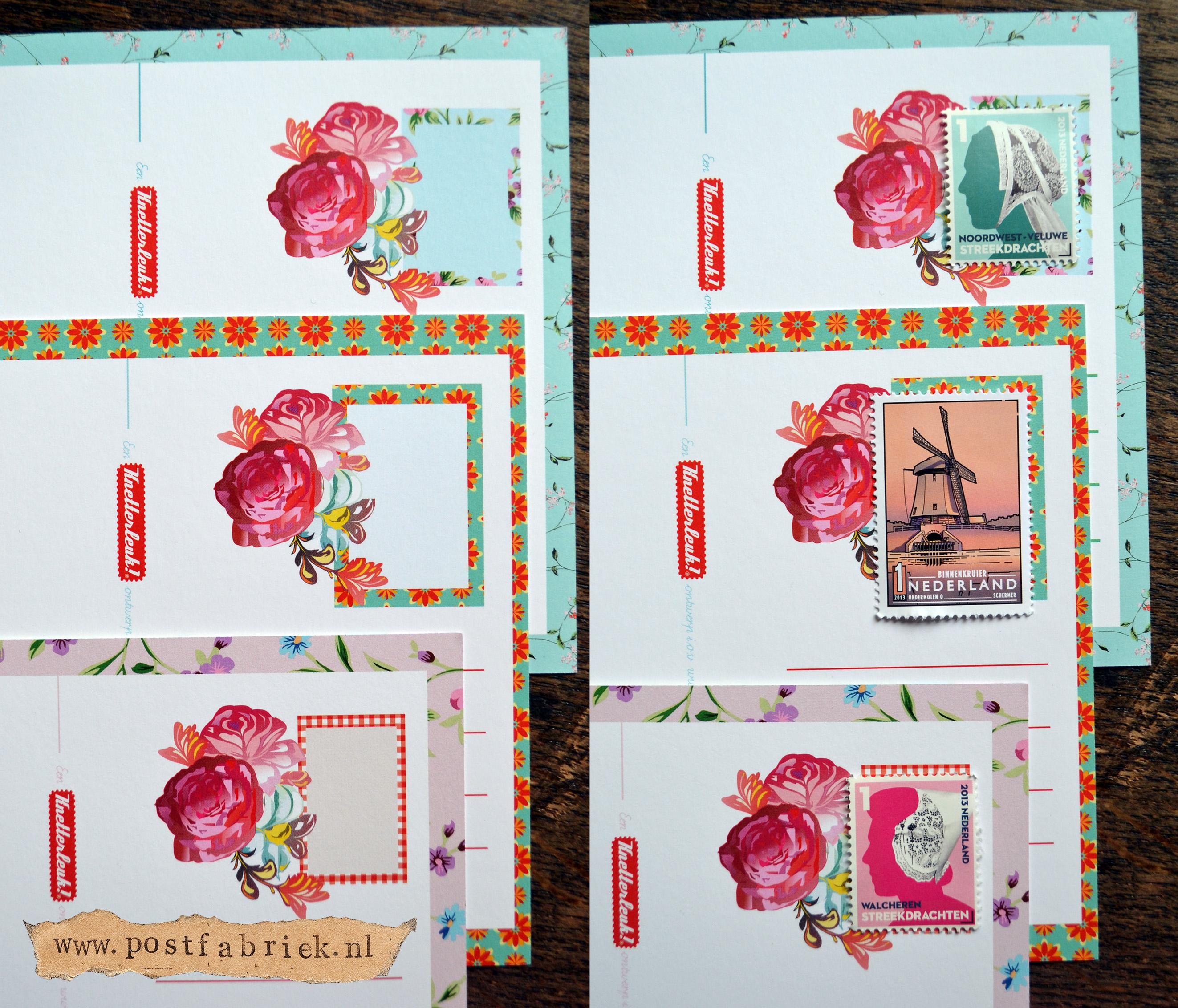 postpapierenzo kaartjes