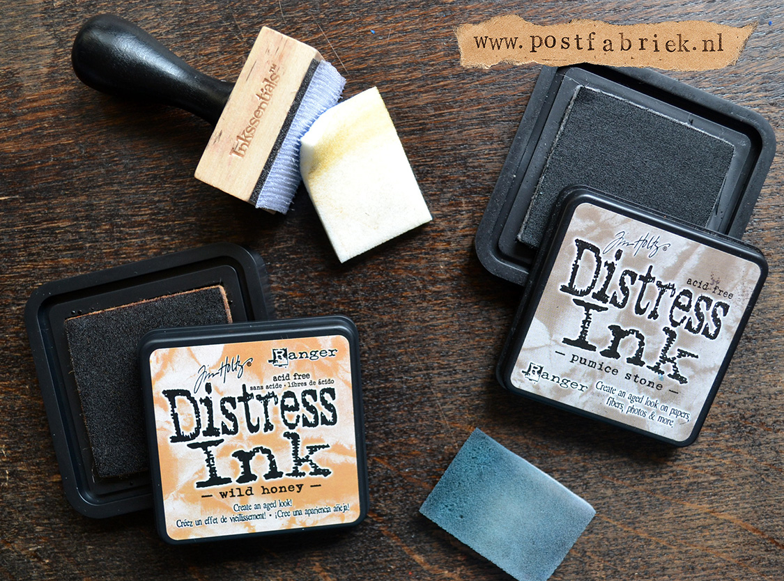 Distress Inkt 1