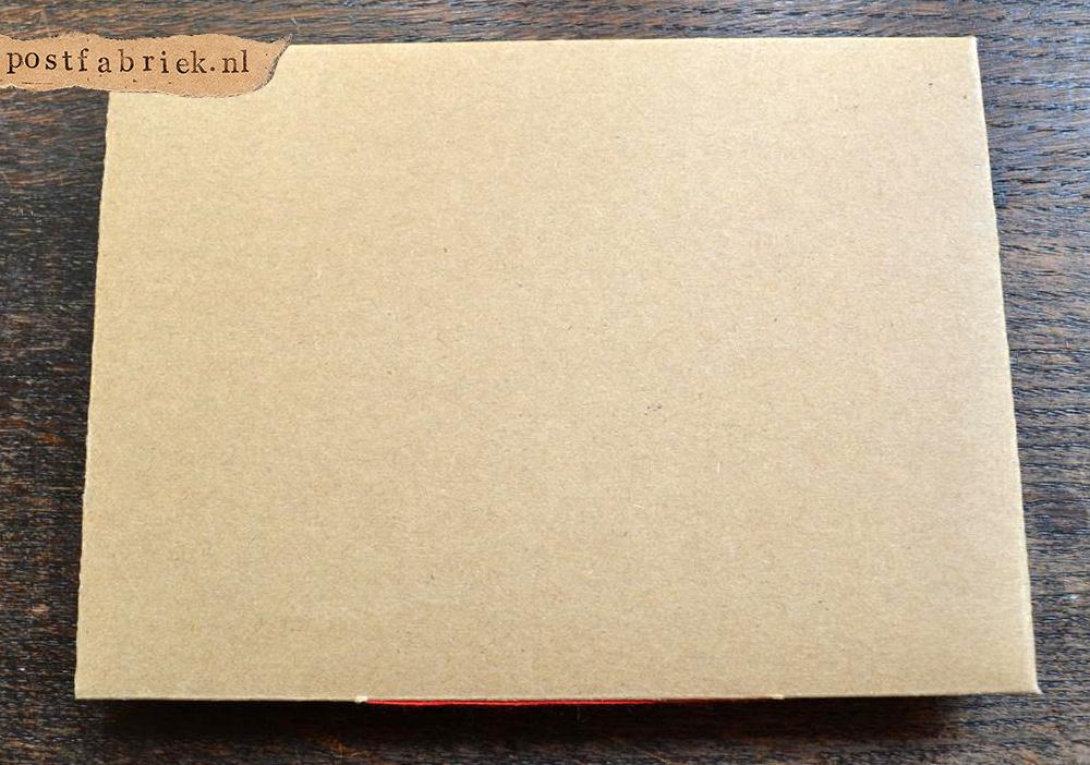 Namaak Moleskine Postal Notebook 14