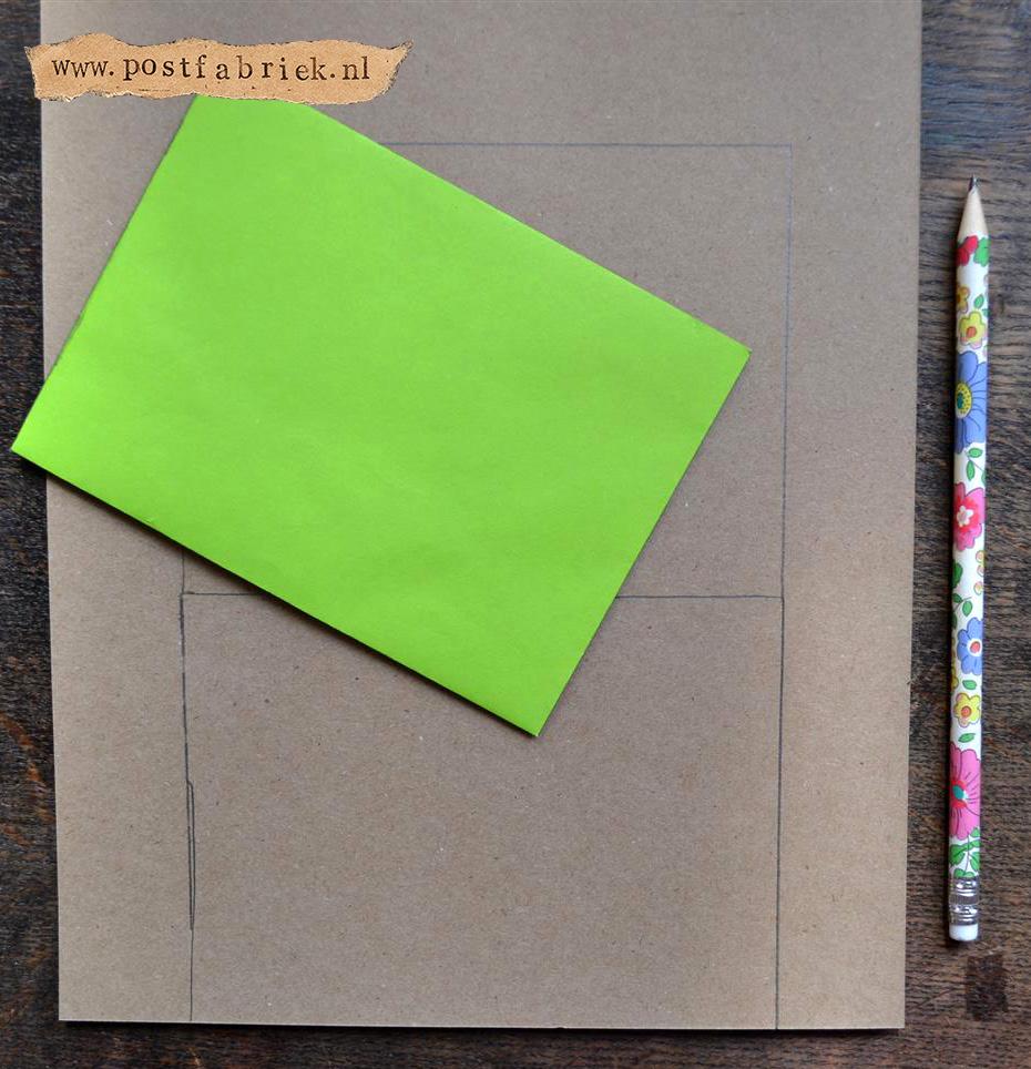 Namaak Moleskine Postal Notebook 3