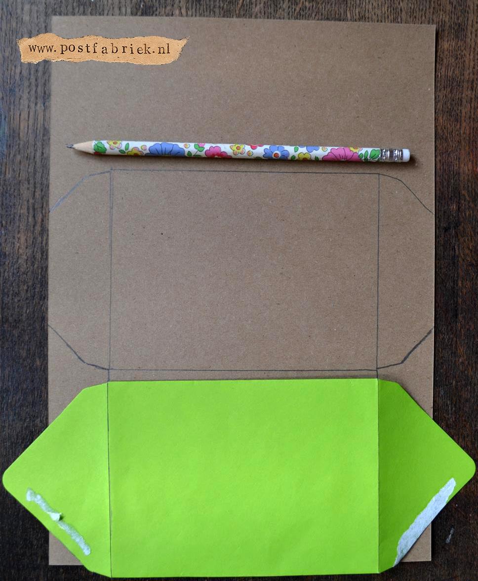 Namaak Moleskine Postal Notebook 4