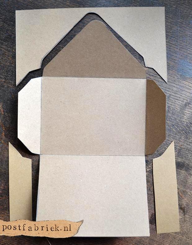 Namaak Moleskine Postal Notebook 5
