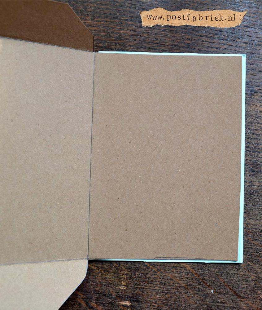 Namaak Moleskine Postal Notebook 8
