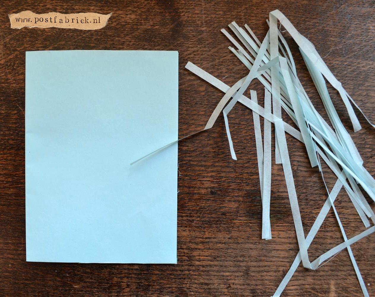 Namaak Moleskine Postal Notebook 9