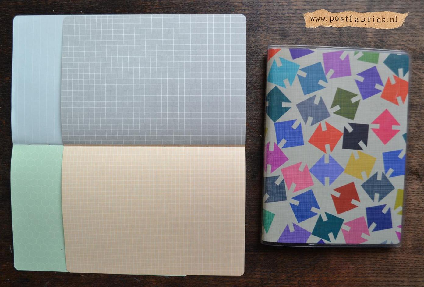 Notitieboekjes als briefpapier 11