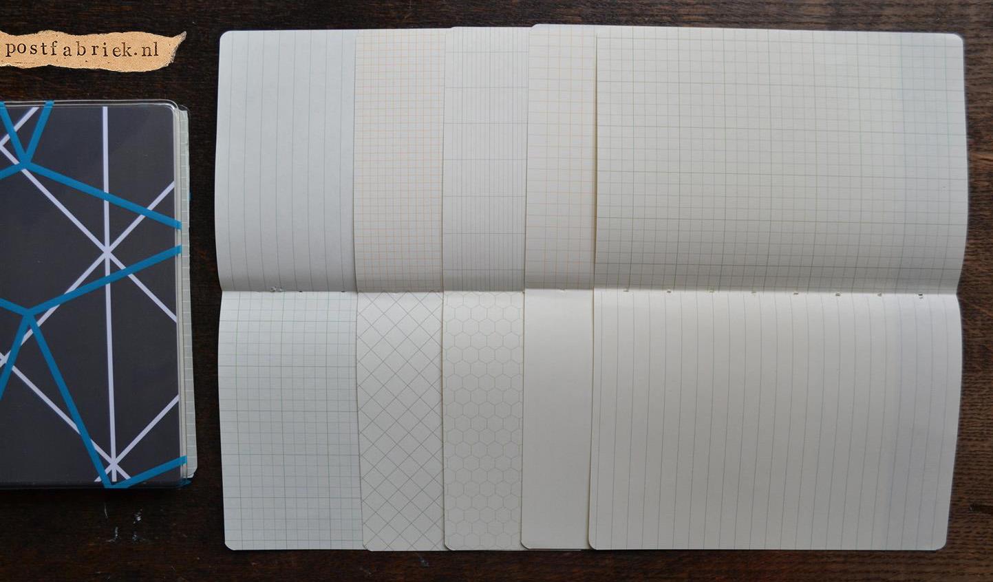 Notitieboekjes als briefpapier 12