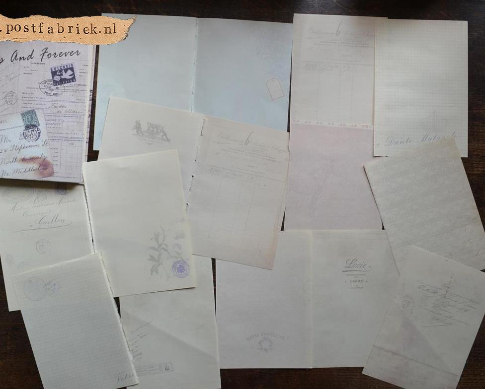 Notitieboekjes als briefpapier 13