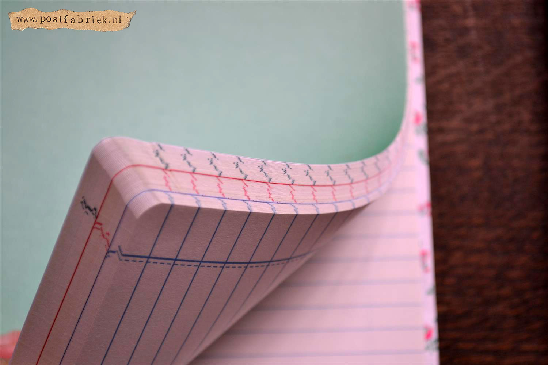 Notitieboekjes als briefpapier 2
