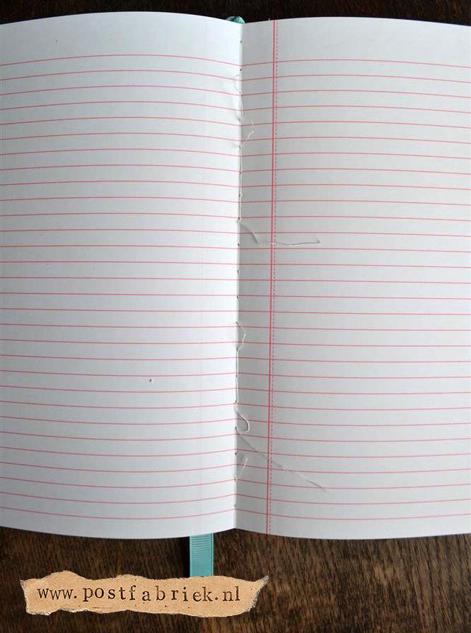 Notitieboekjes als briefpapier 3