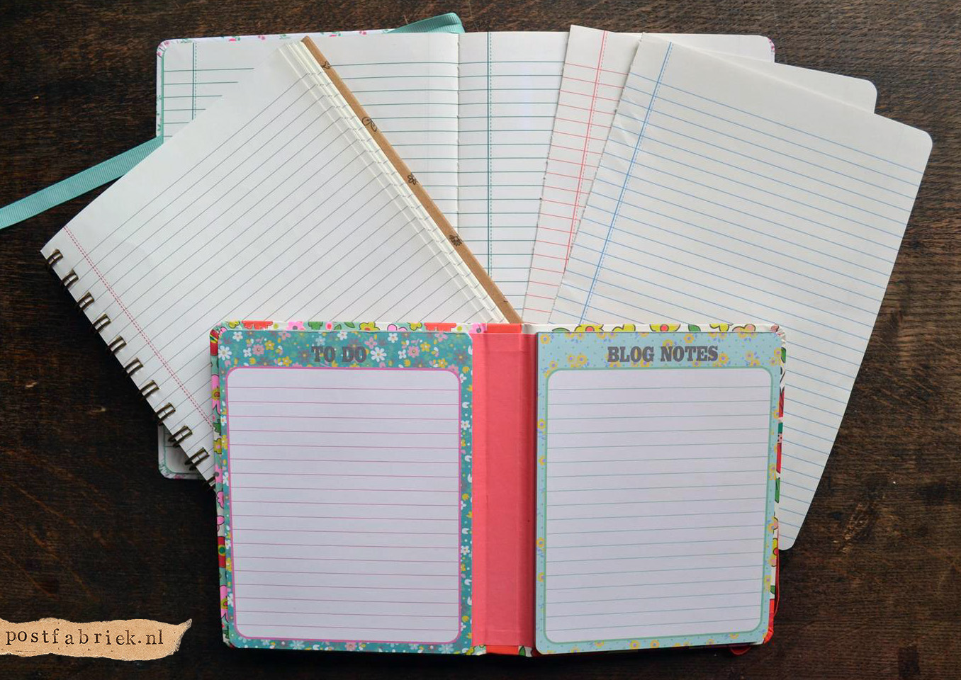Notitieboekjes als briefpapier 4