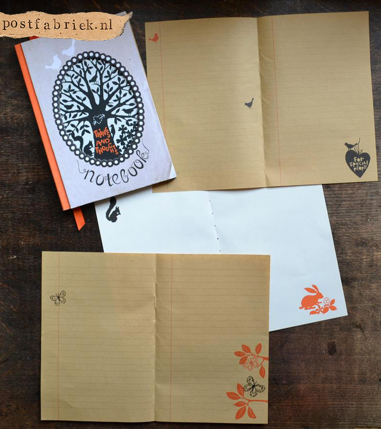 Notitieboekjes als briefpapier 6