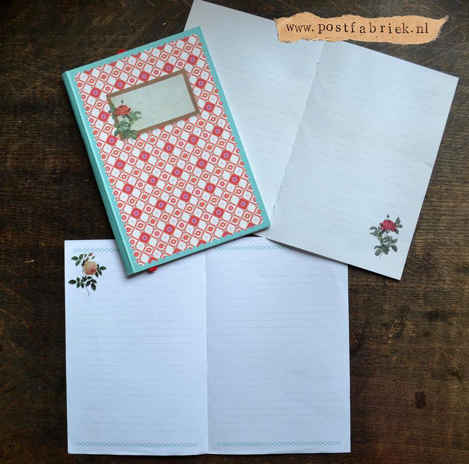 Notitieboekjes als briefpapier 7