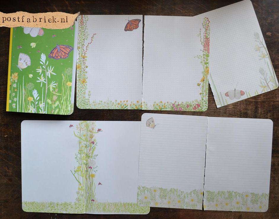 Notitieboekjes als briefpapier 8