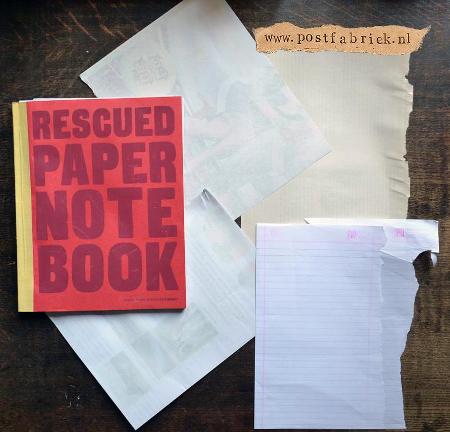 Notitieboekjes als briefpapier 9