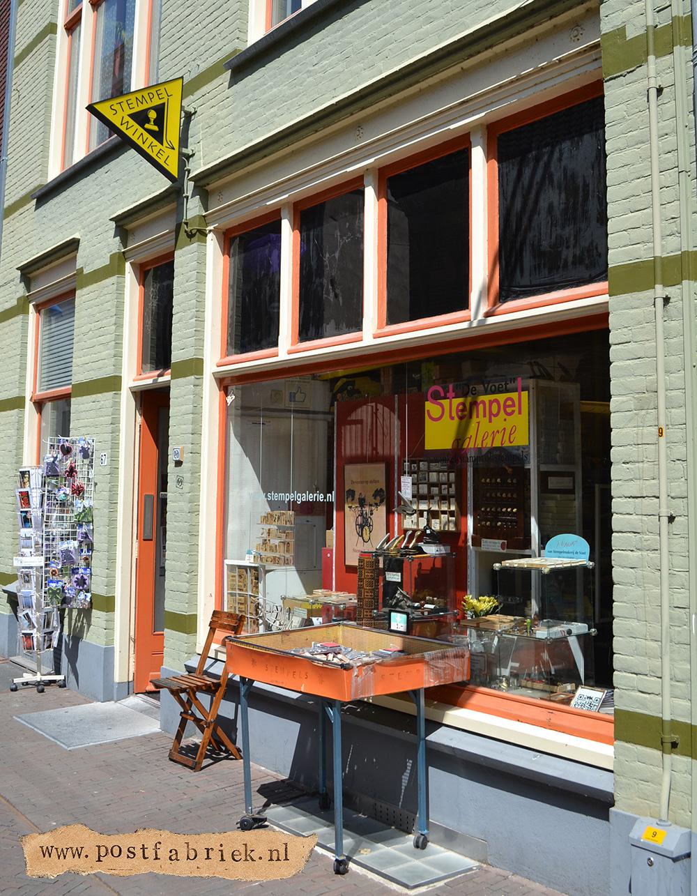 Stempelwinkel Deventer 1