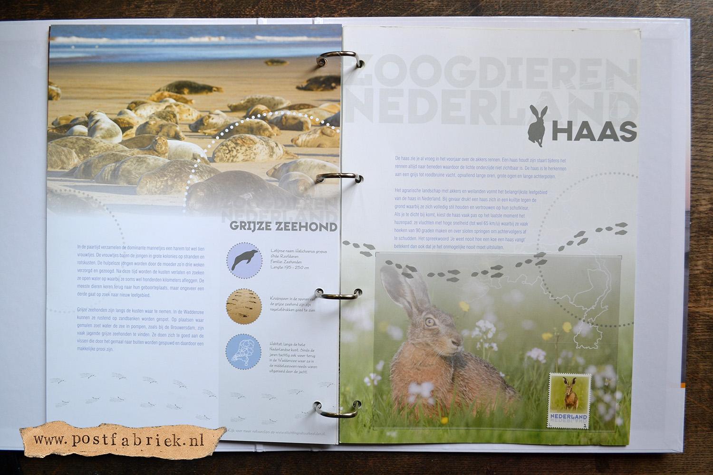 Zoogdieren Abonnement Postzegels 14