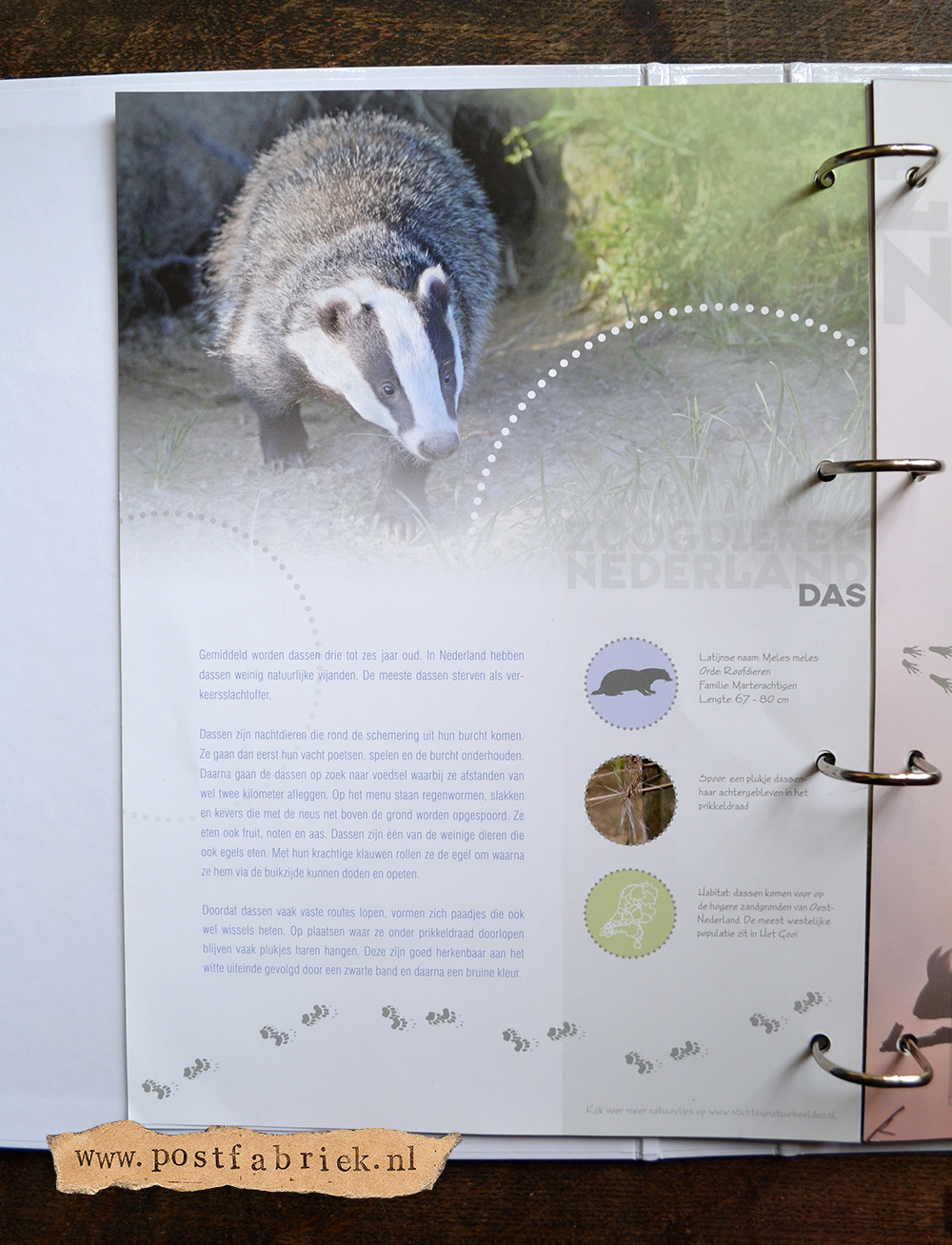 Zoogdieren Abonnement Postzegels 19