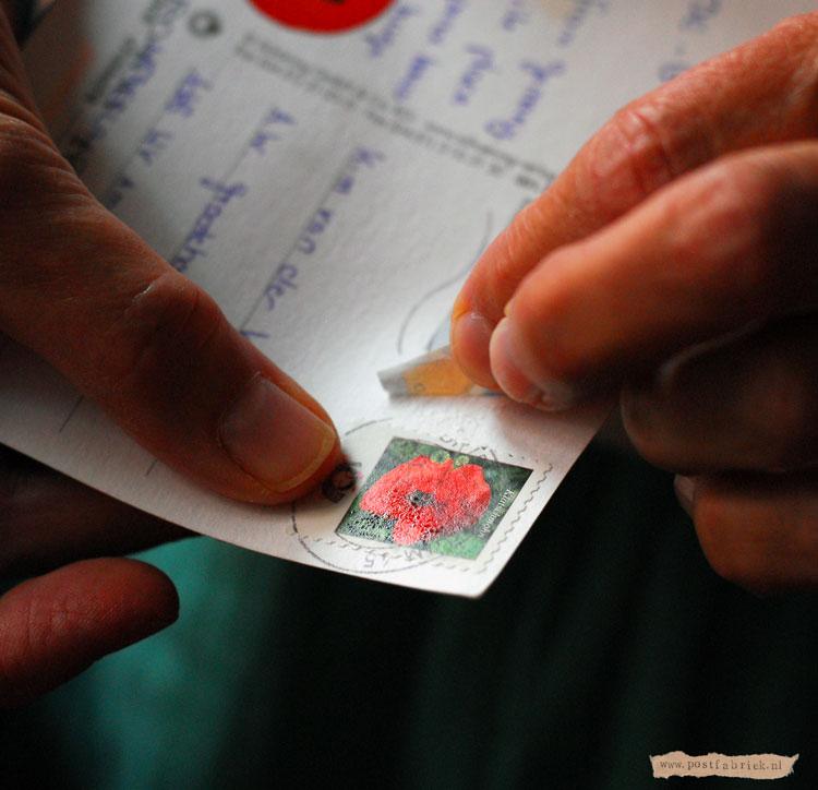 postzegellostrekken