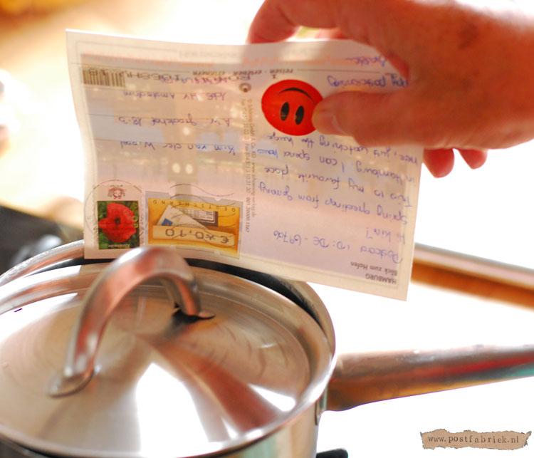 postzegellosweken