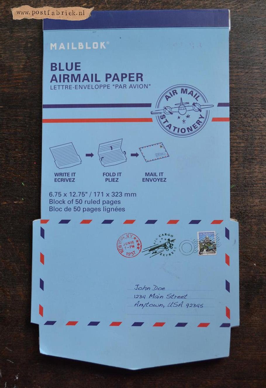 Fold&Mail 17