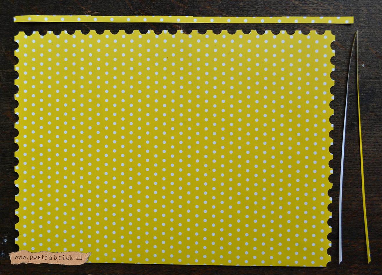 Postzegelrand 15