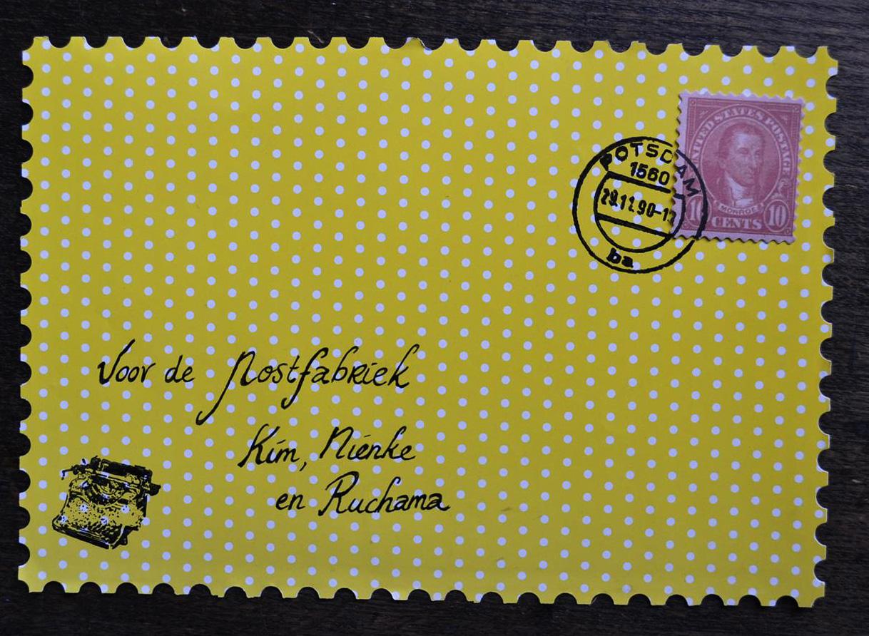 Postzegelrand 19