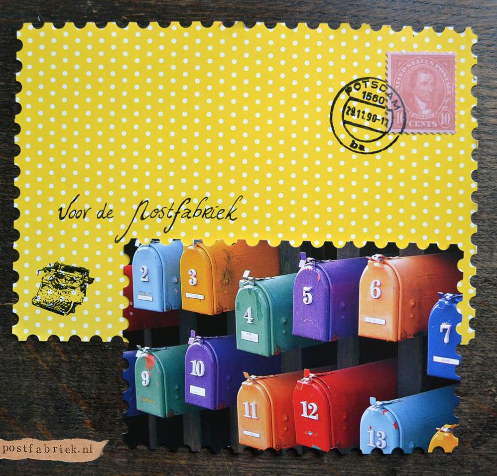 Postzegelrand 20
