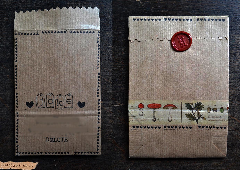 Postzegelrand 25