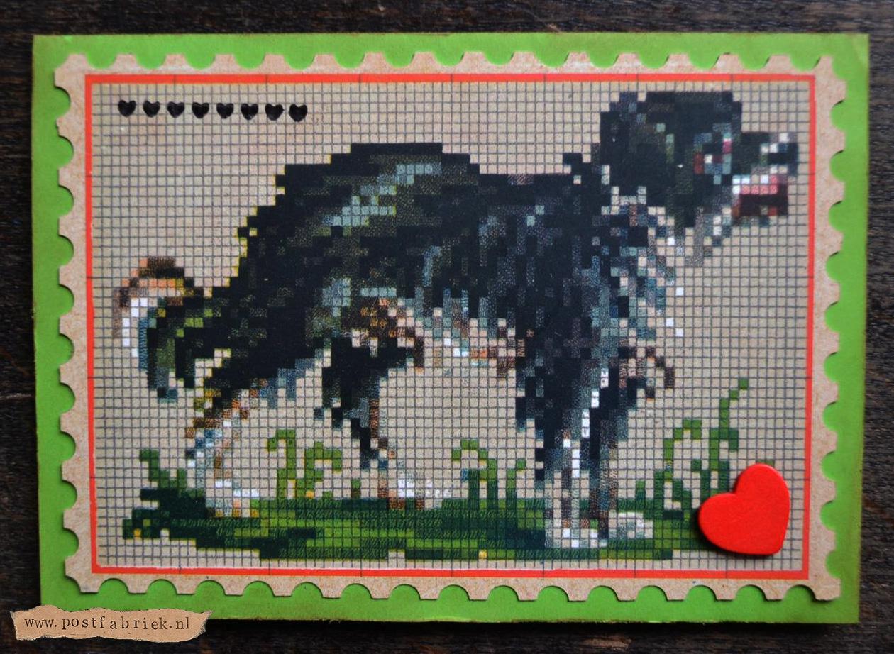 Postzegelrand 31