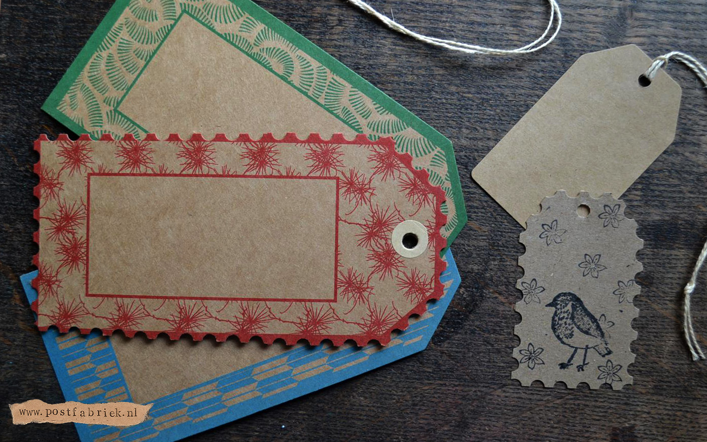 Postzegelrand 33