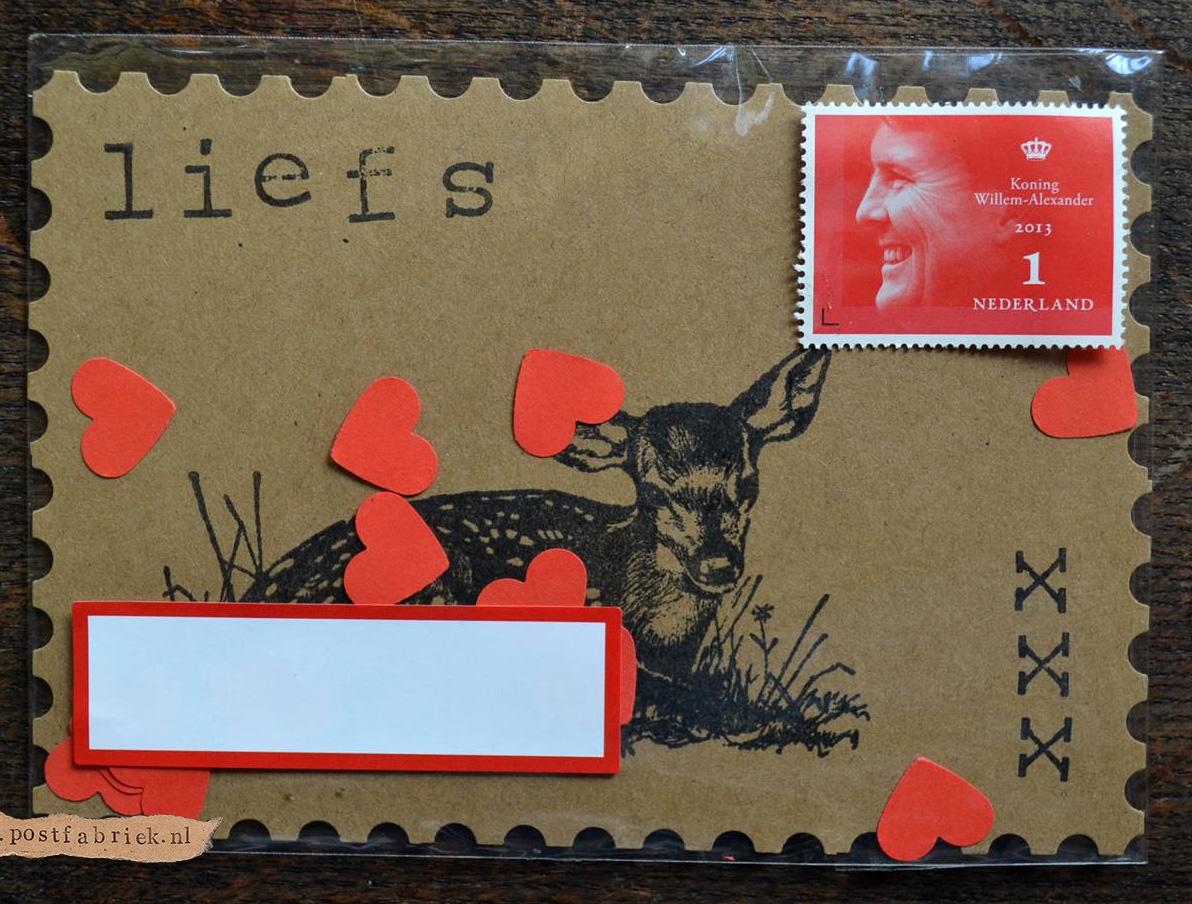 Postzegelrand 34