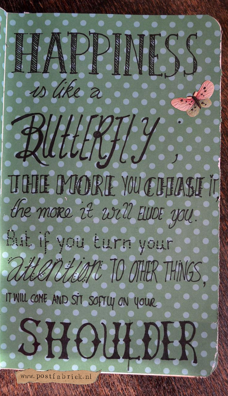 Uitzonderlijk Hand Lettering (tips voor het tekenen van mooie letters) - Postfabriek RS41