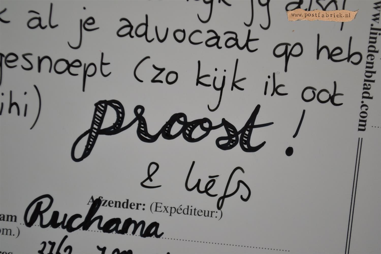 Beroemd Hand Lettering (tips voor het tekenen van mooie letters) - Postfabriek DX39