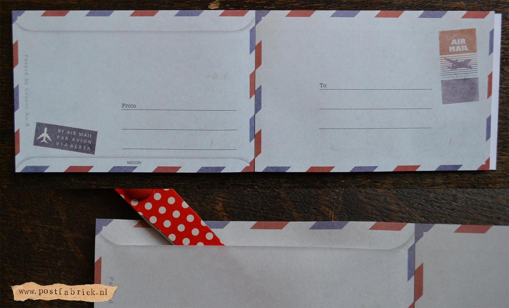 Midori airmail 1