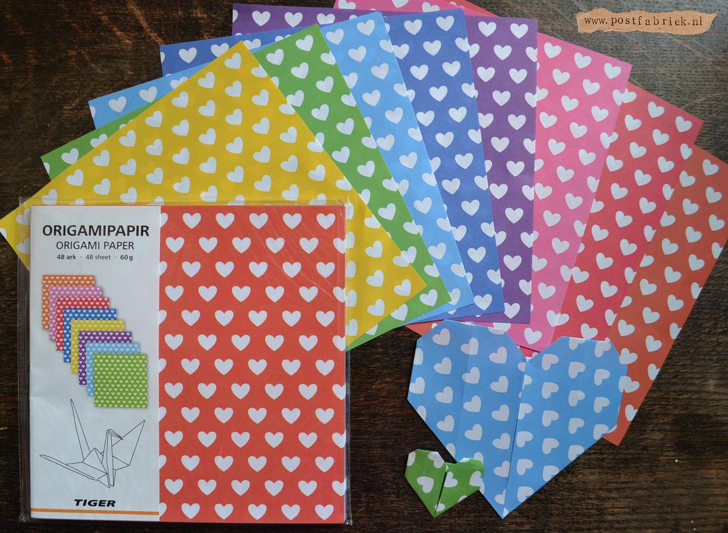 Valentijnspost idee n en inspiratie postfabriek for Cadeauzakjes papier hema