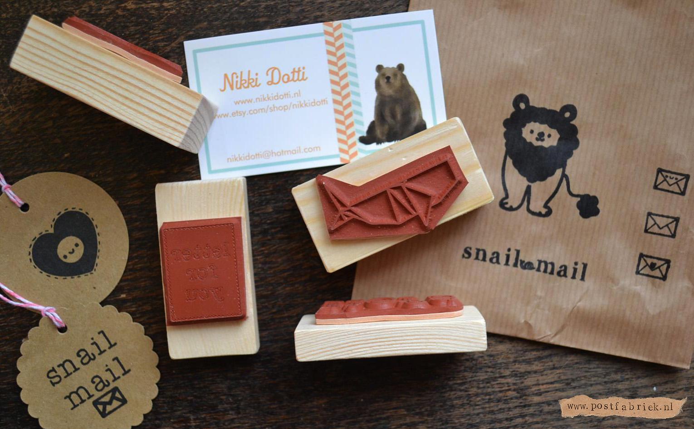 Bestelling bij Nikki  Dotti