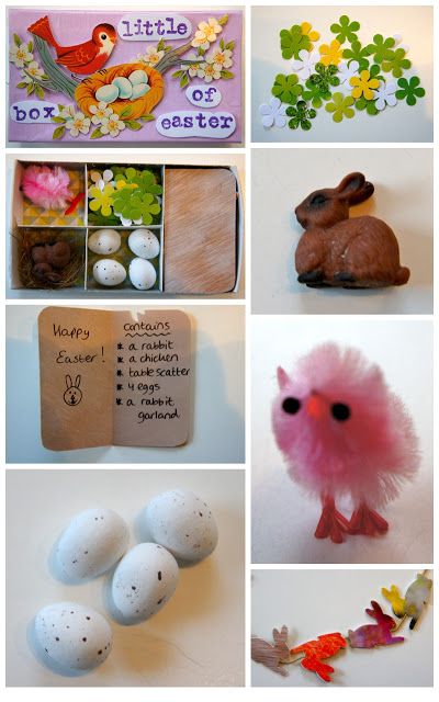 Little Box of Easter van Saartje - IdeasFromTheForest