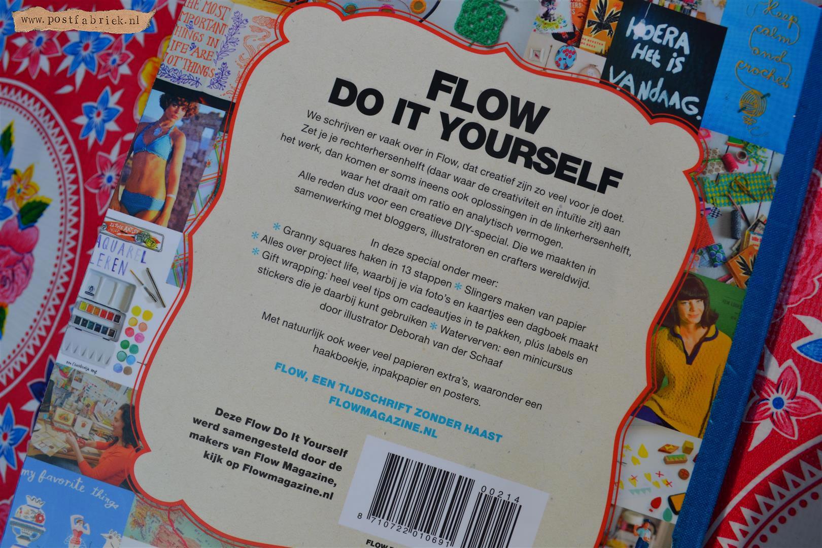 Flow Special DIY Achterkant