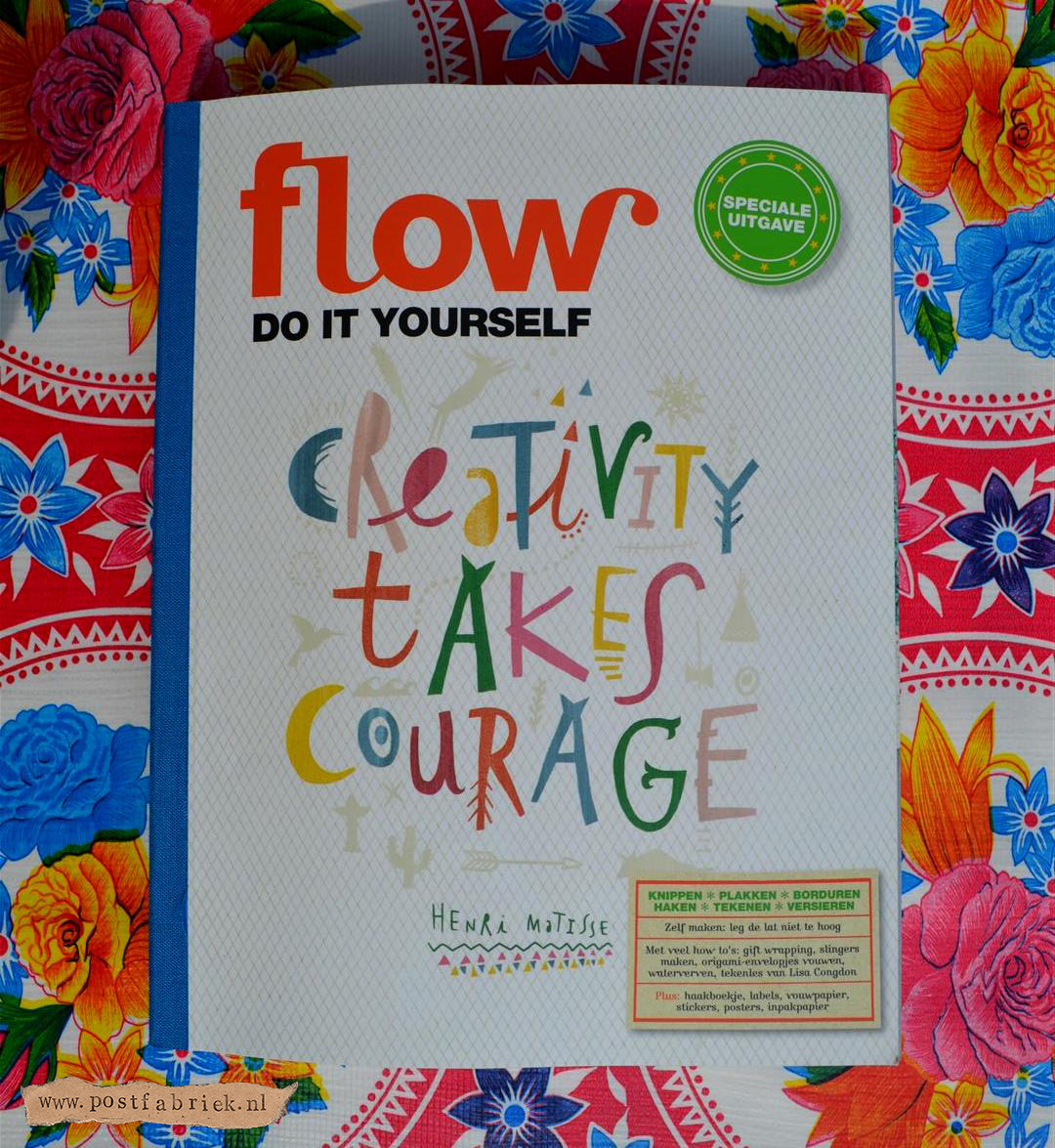 Flow Special DIY Voorkant