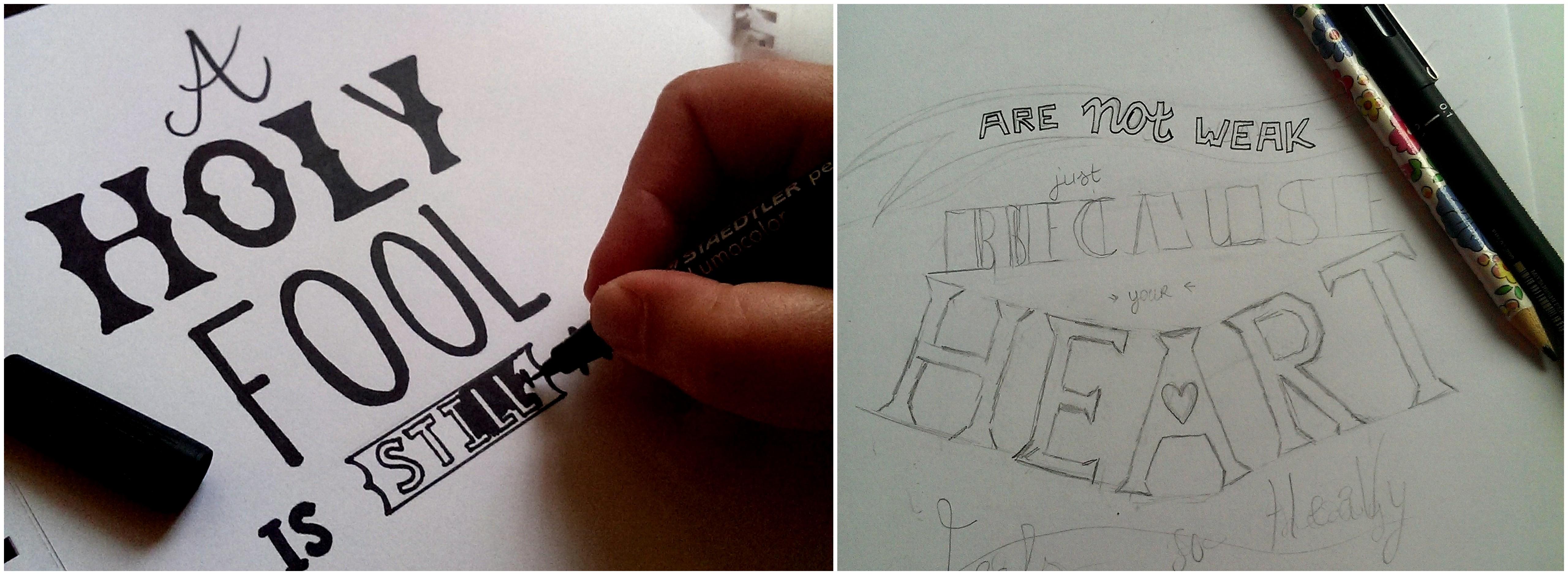 Hand Lettering II11