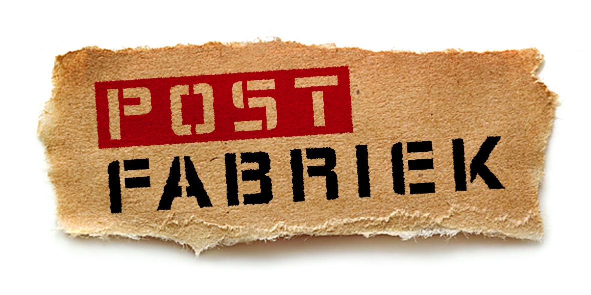 logo Postfabriek