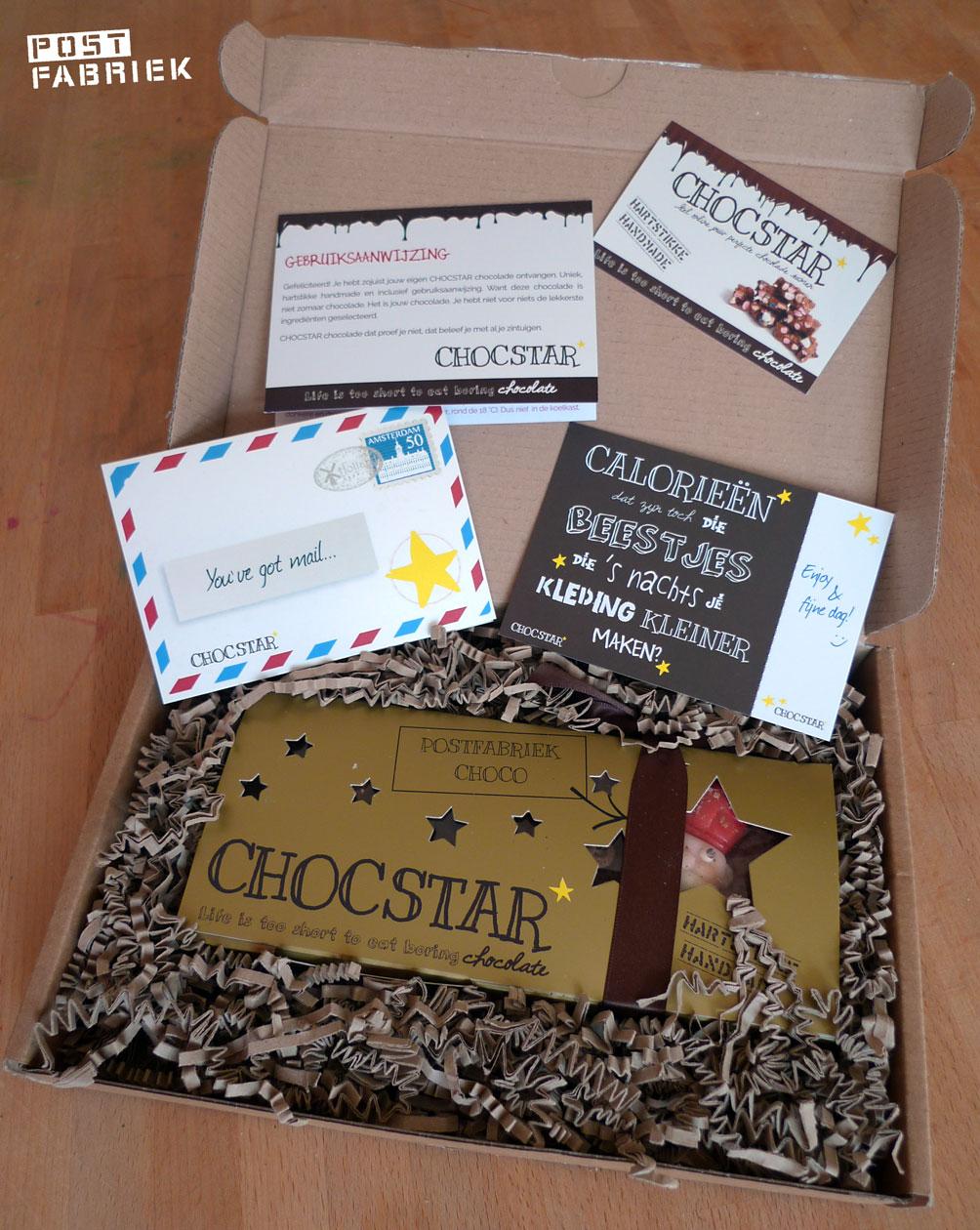 chocolade post