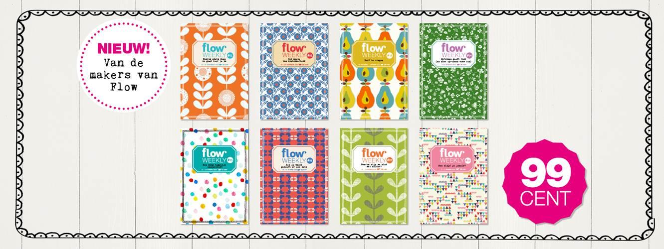Nieuw van de makers van Flow: Flow Weekly