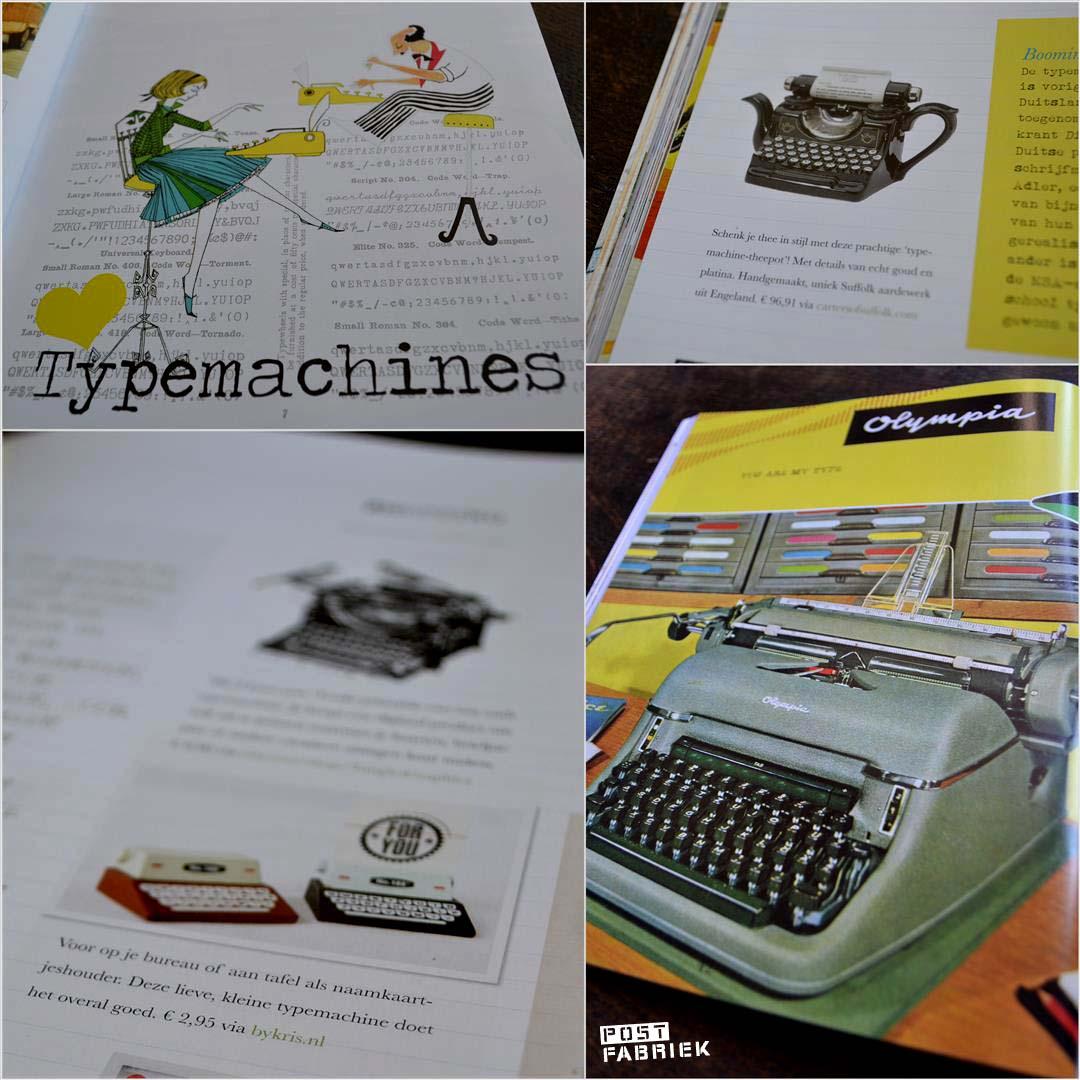 Liefde voor typemachines4