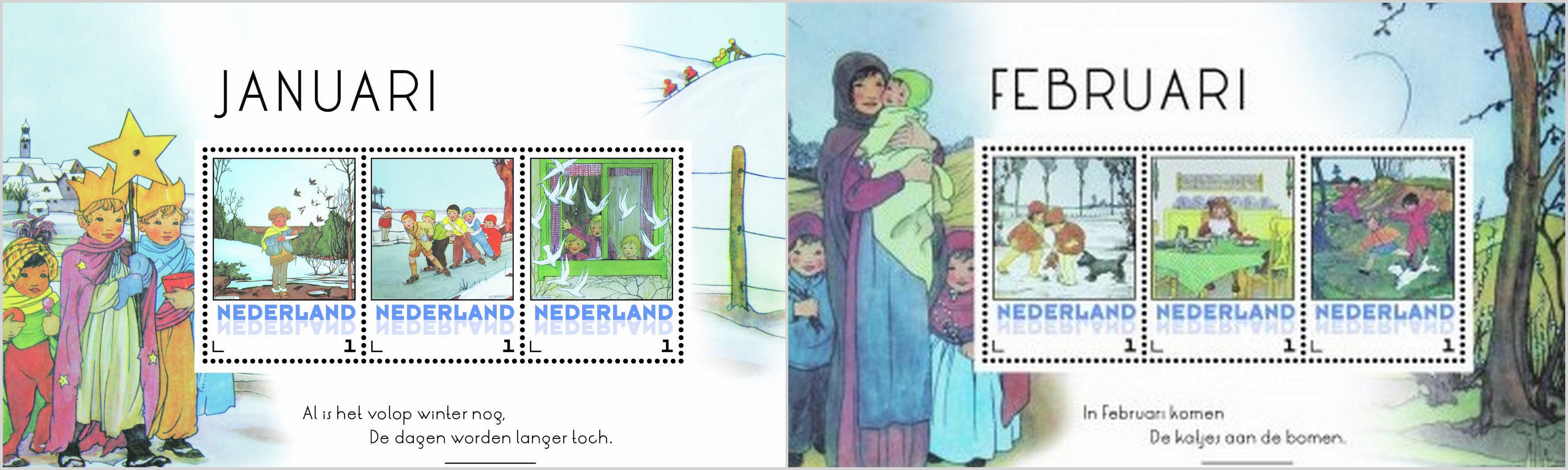 Postzegelnieuwtjes III1