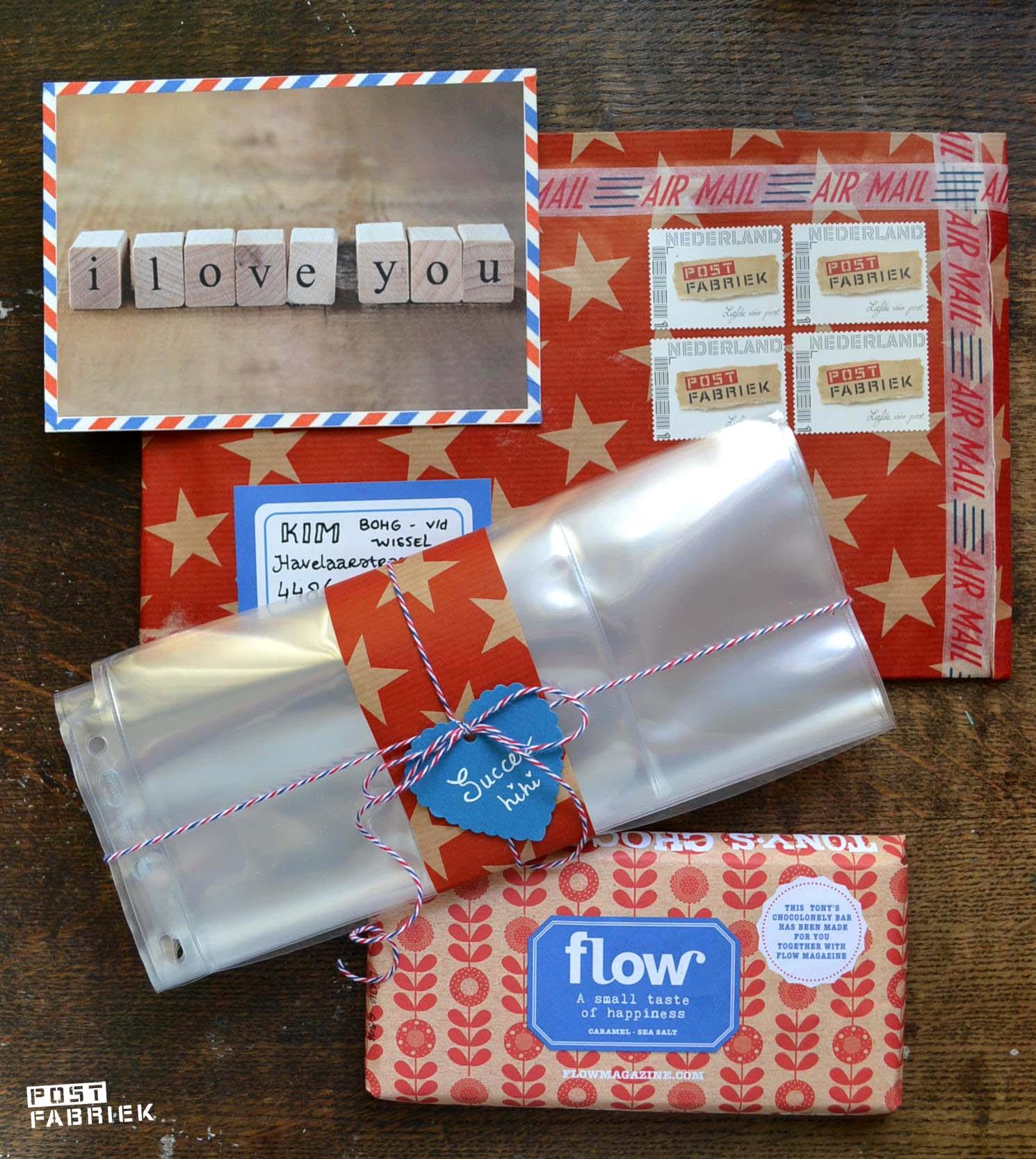 Pocket Letter 0015