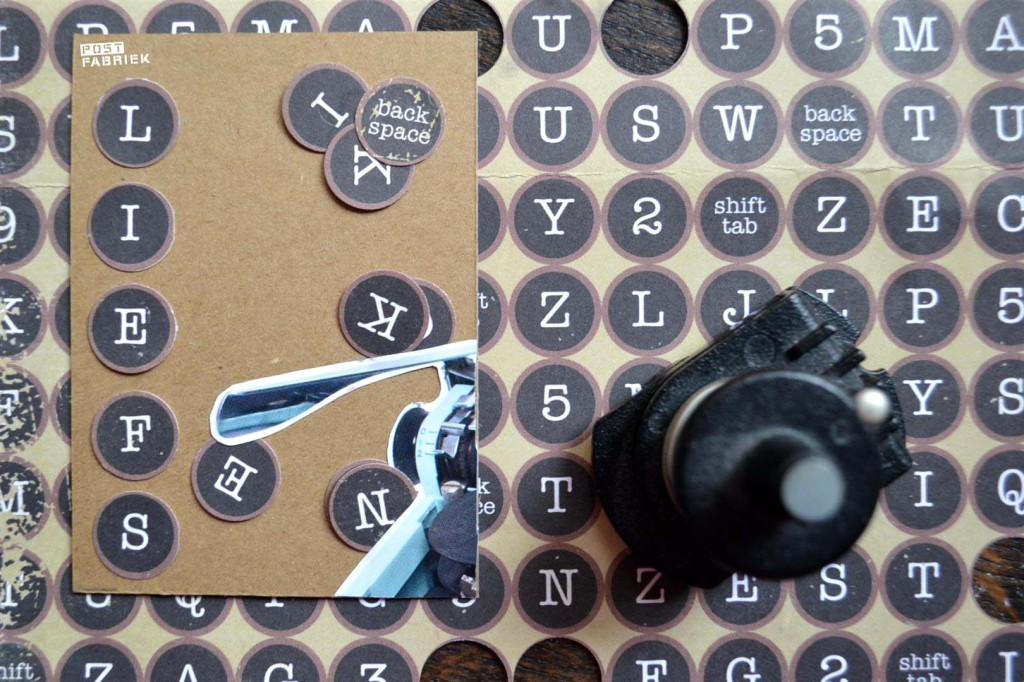 Typemachine PL 8