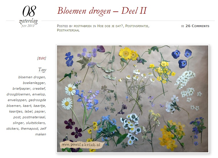 bloemen drogen screenshot
