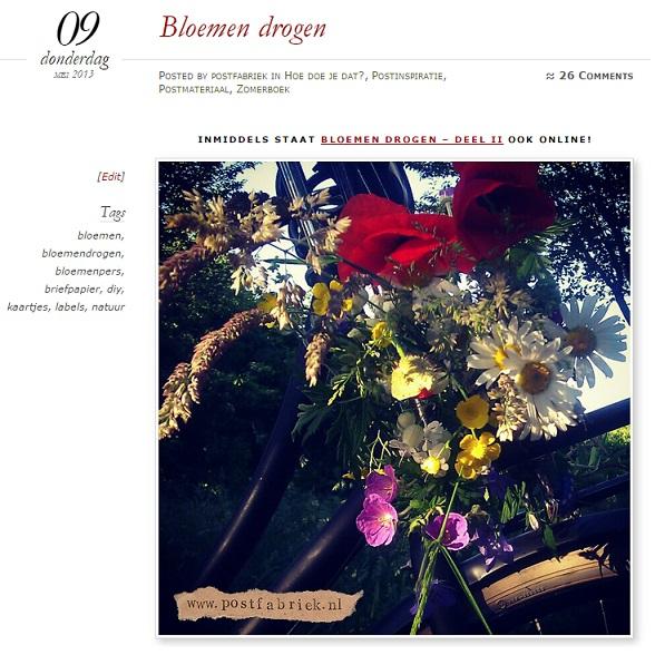 bloemen drogen screenshot I